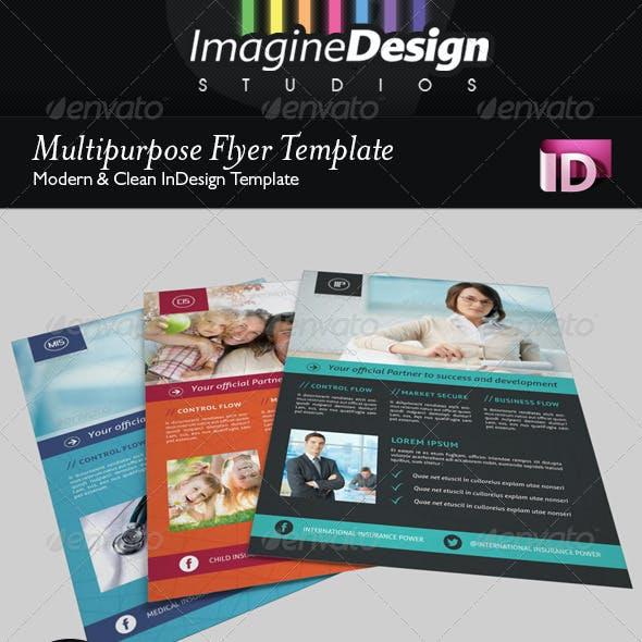 Multipurpose Flyer Template