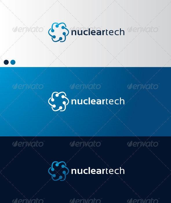 nucleartech - Symbols Logo Templates