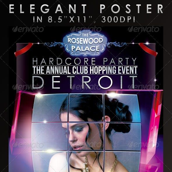 Elegant Poster Template