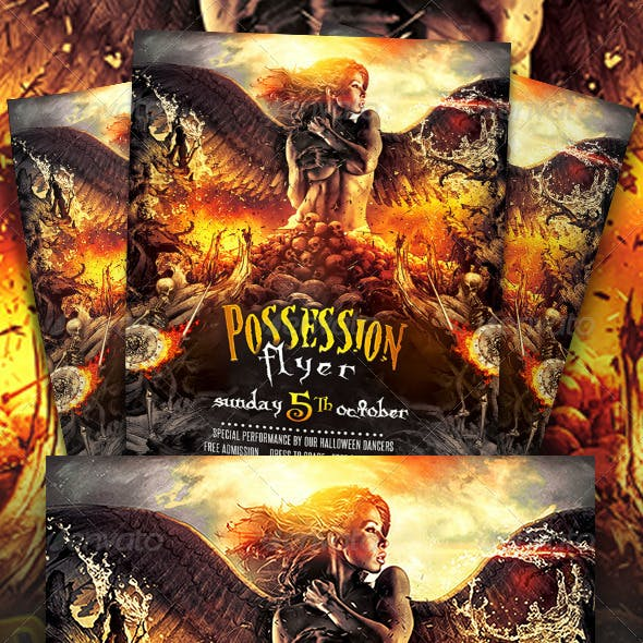 Possession Flyer V2 Template