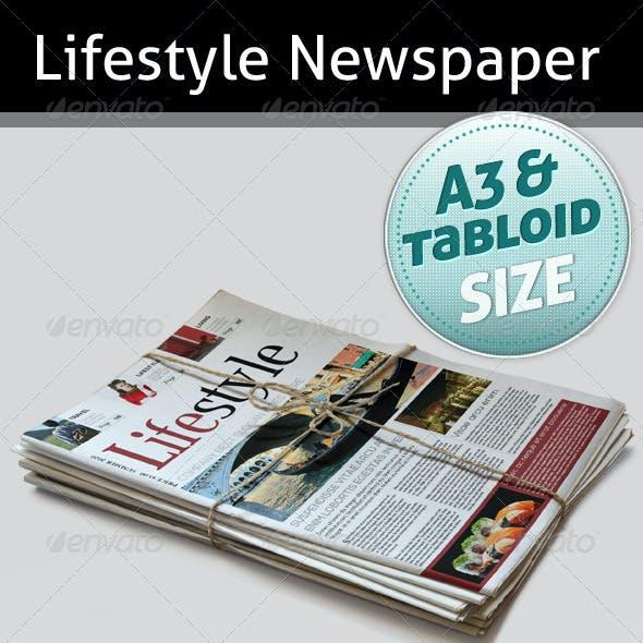 Lifestyle Newspaper