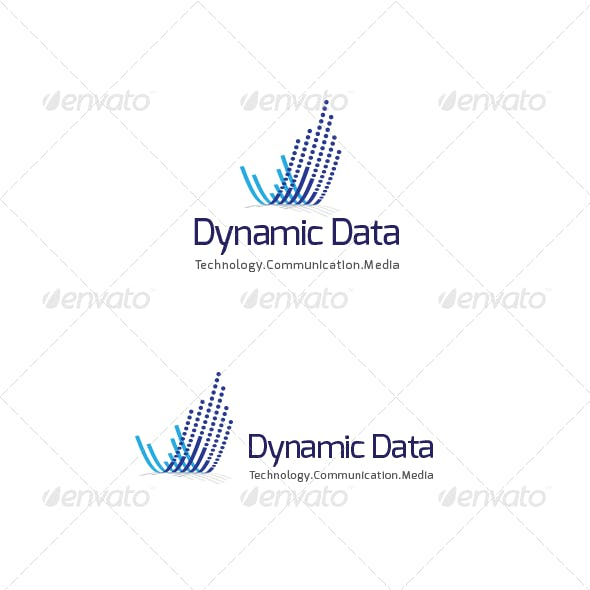 Dynamic Data Logo