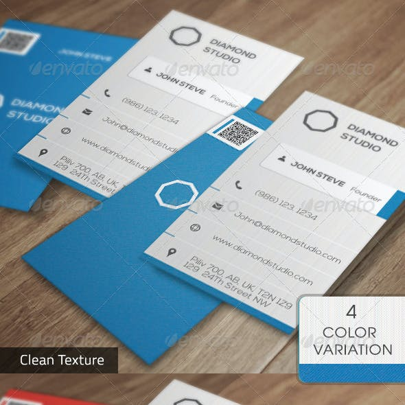 Corporate Business Card v6