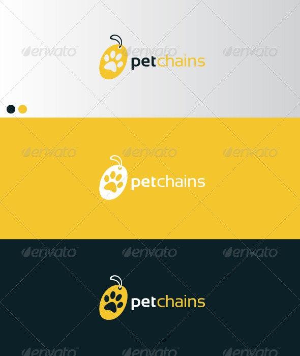 petchains - Animals Logo Templates