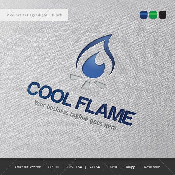 Cool Flame Logo