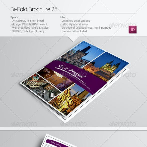 Bi-Fold Brochure 25