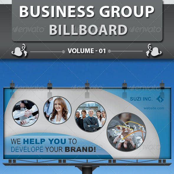Corporate Business Billboard | Volume 4