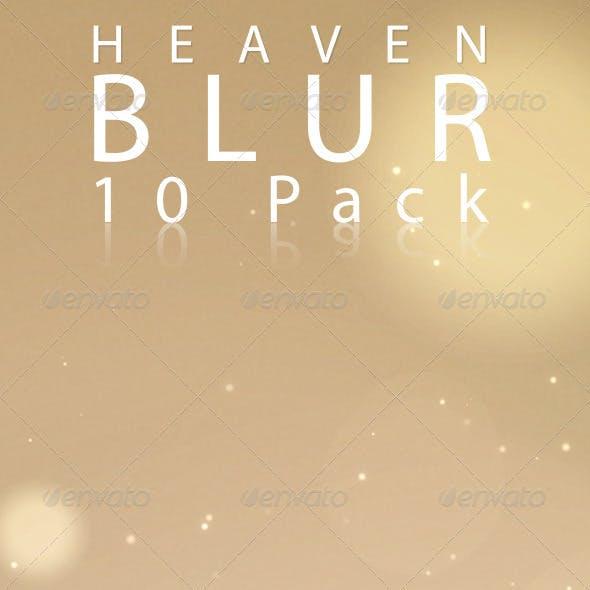 Heaven Blur Background