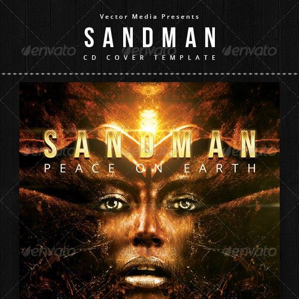 Sandman - CD Cover