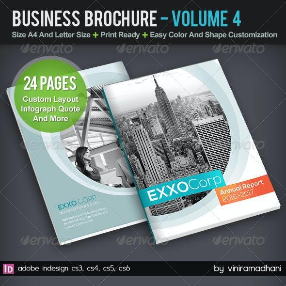 Business Brochure   Volume 4