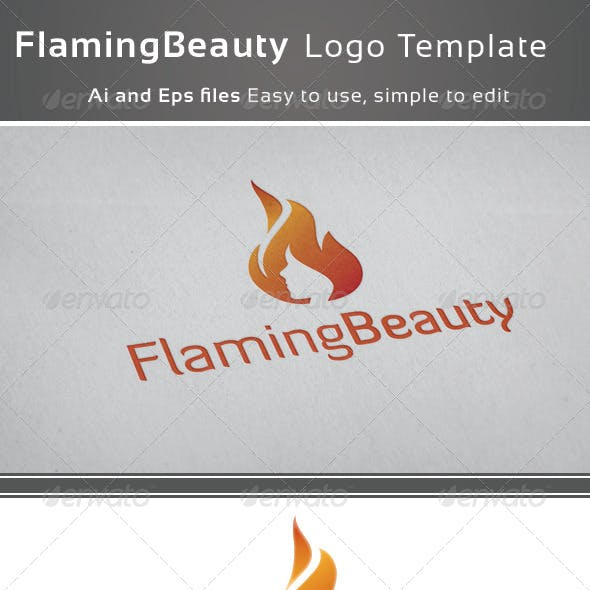 Flaming Beauty