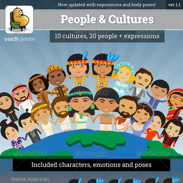 People and Cultures Version 1.1
