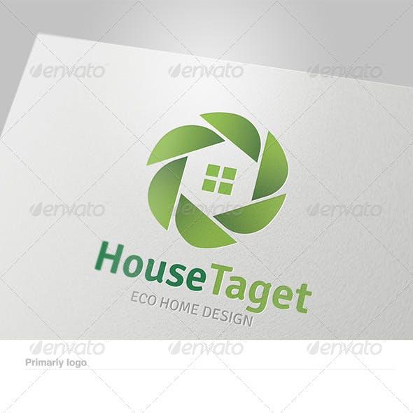 House Target Logo