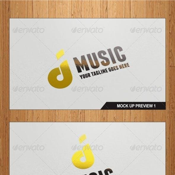 D'Music Logo