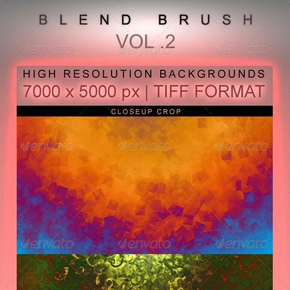 Blend Brush Backgrounds VOL. 2
