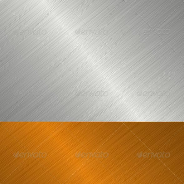 10 Metal Backgrounds