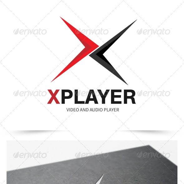 Letter x Logo Template