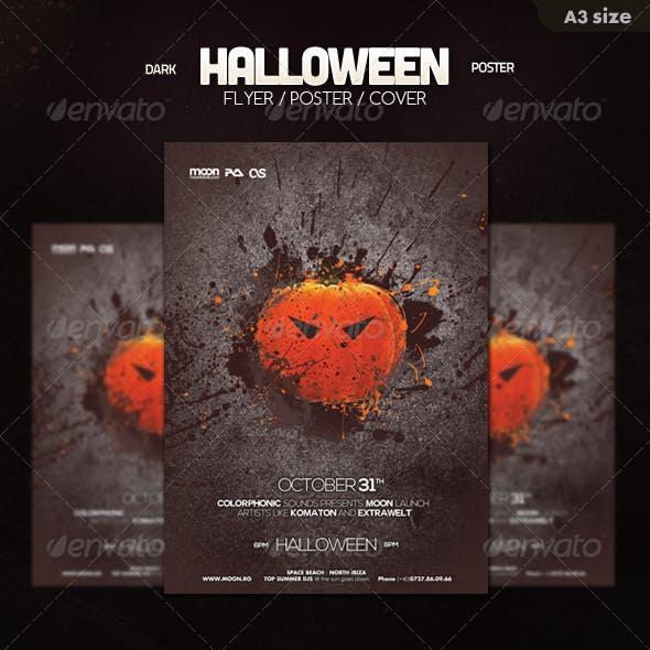 Halloween Poster Flyer