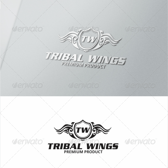 Tribal Wings Logo