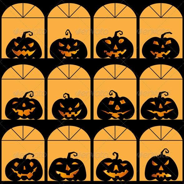Halloween House - Halloween Seasons/Holidays