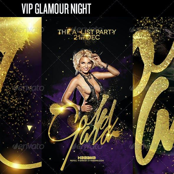 VIP Glamour Night