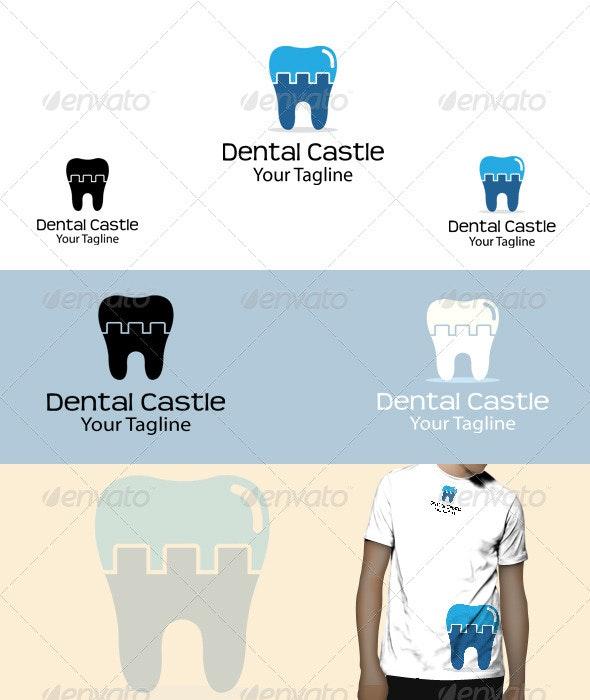 Dental Castle Logo By Mr-goro