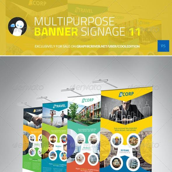 Multipurpose Banner Signage 11