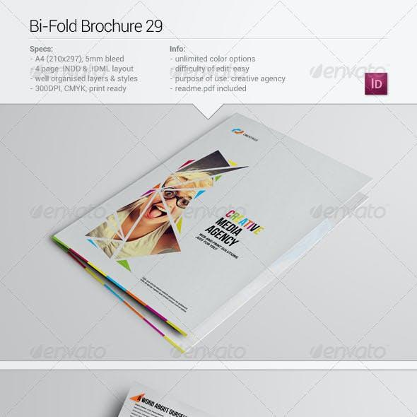 Bi-Fold Brochure 29