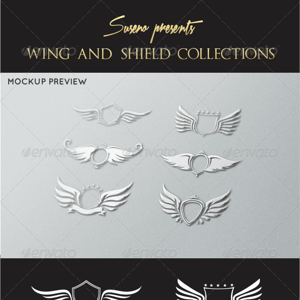 Wings and Shield Collections