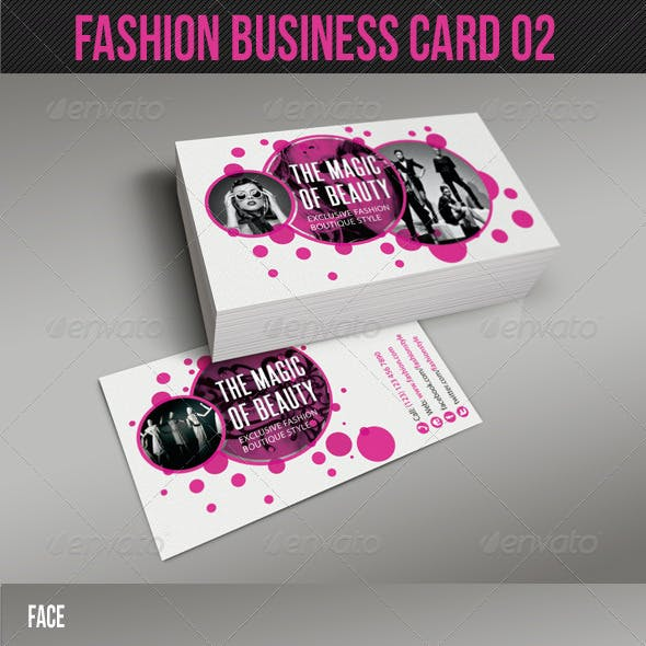 Fashion Business Card 02