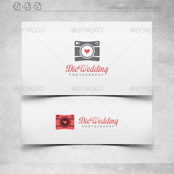 Wedding Photography-Logo Template