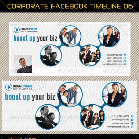 Corporate Facebook Timeline 06