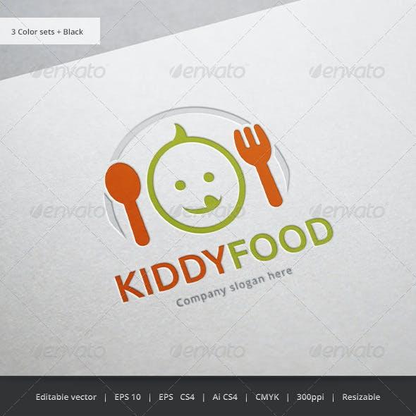 Kid Food Logo