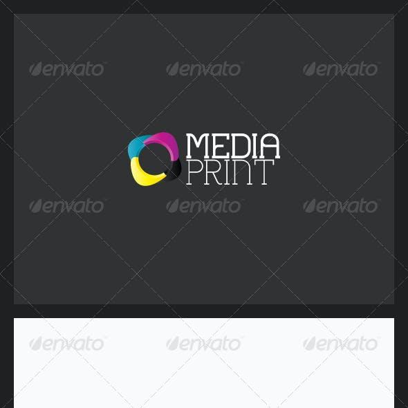 Media Print Logo