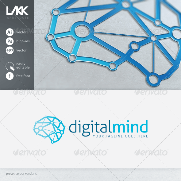DigitalMind logo