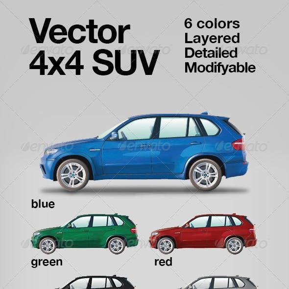 Vector BMW X5
