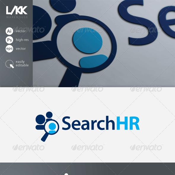 SearchHR logo