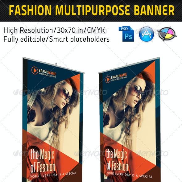 Fashion Multipurpose Banner Template 04