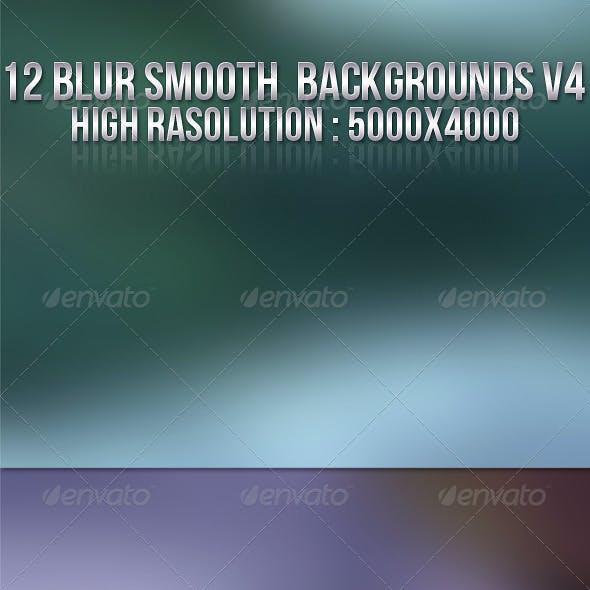 12 Smooth Blur Backgrounds V4