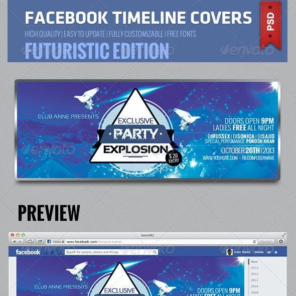 Facebook Timeline Cover - V5