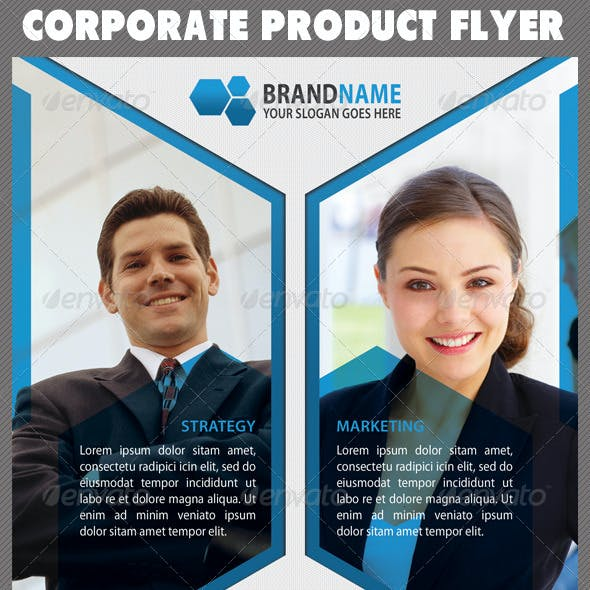 Corporate Product Flyer 33