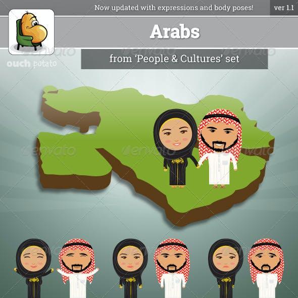 Arabs Ver 1.1