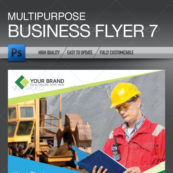 Multipurpose Business Flyer 7