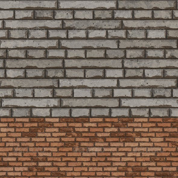10 Brick Wall Backgrounds