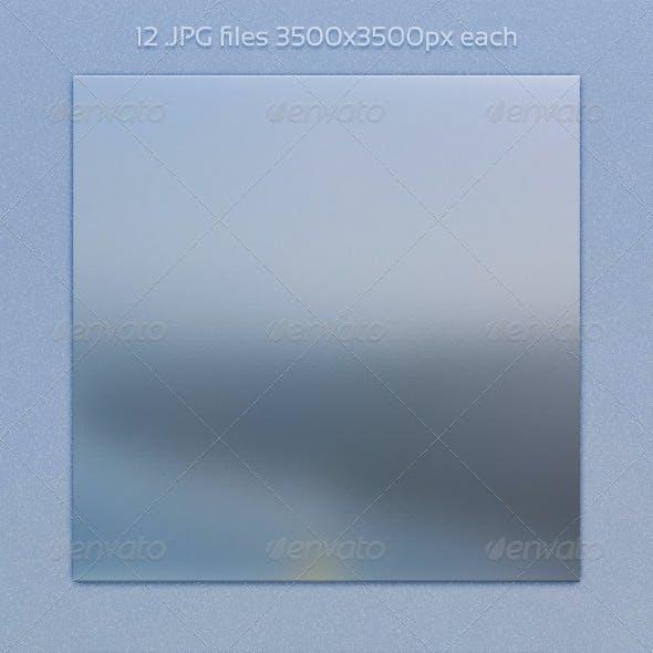 Glass Blur Background