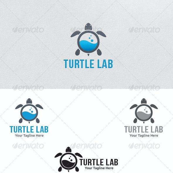 Turtle Lab - Logo Template