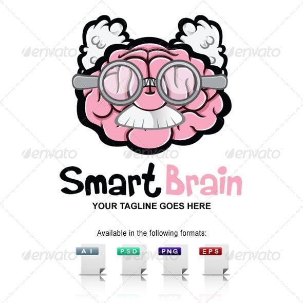Smart Brain - Logo Template