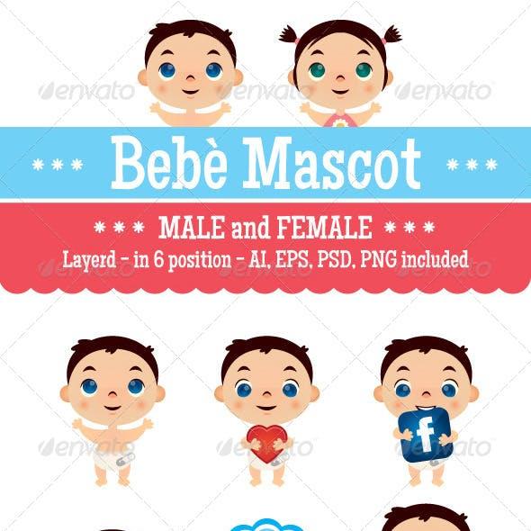 Bebè Mascot