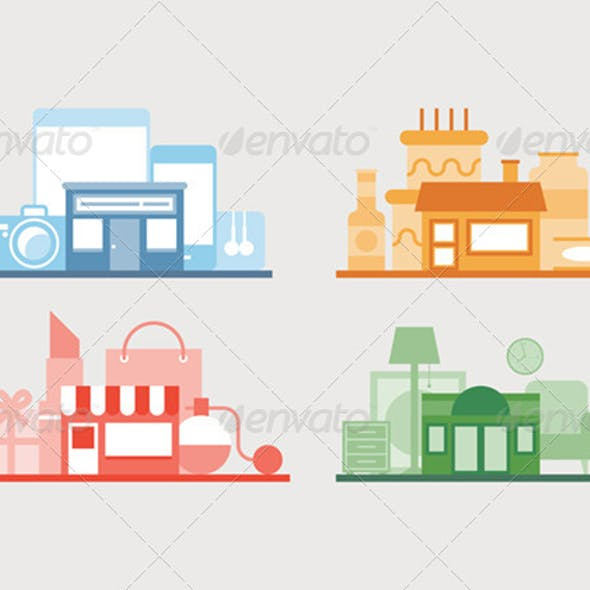 Various Vector Store Designs