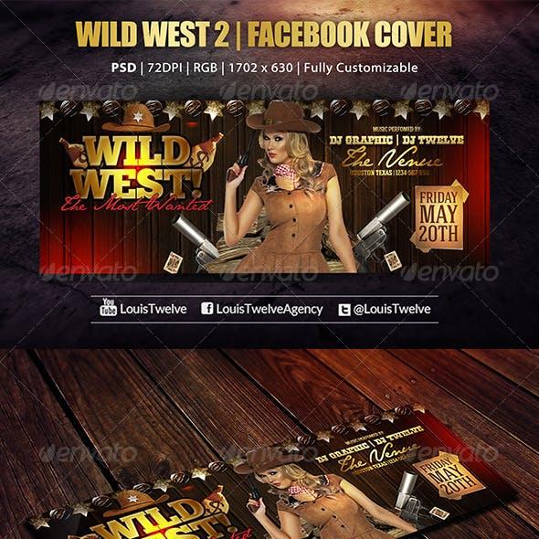 Wild West 2 | Facebook Cover